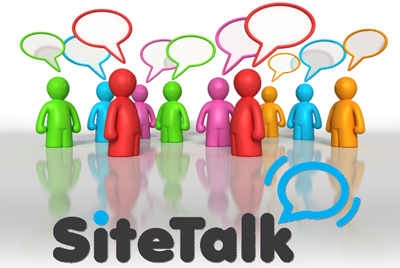 keeping an eye on Sitetalk